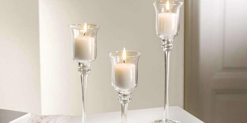Portavelas de copas de cristal barato baratos precio precios comprar ikea zara home imágenes fotos digujos imagen foto dibujo